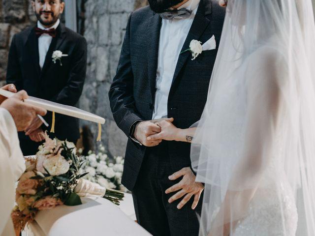 Il matrimonio di Crescenzo e Mary a San Vitaliano, Napoli 28