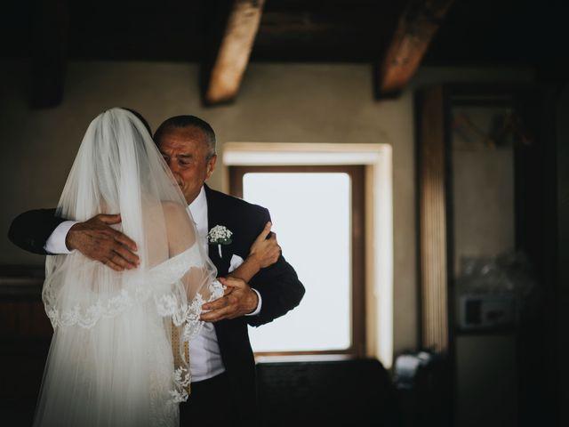 Il matrimonio di Francesca e Tomasz a Gessopalena, Chieti 9