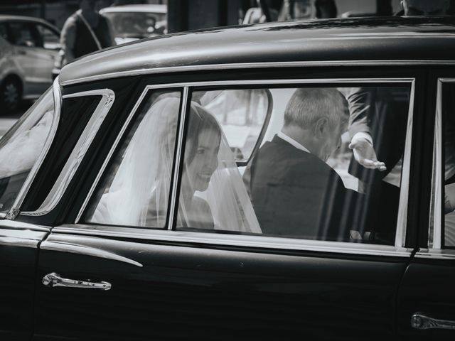 Il matrimonio di Francesca e Tomasz a Gessopalena, Chieti 17