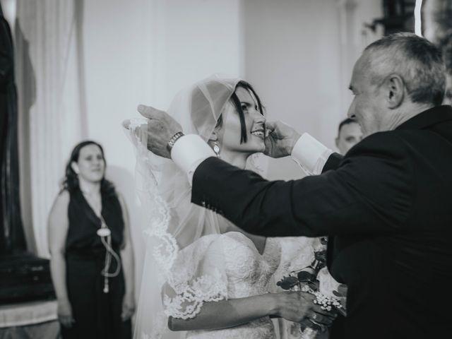 Il matrimonio di Francesca e Tomasz a Gessopalena, Chieti 18
