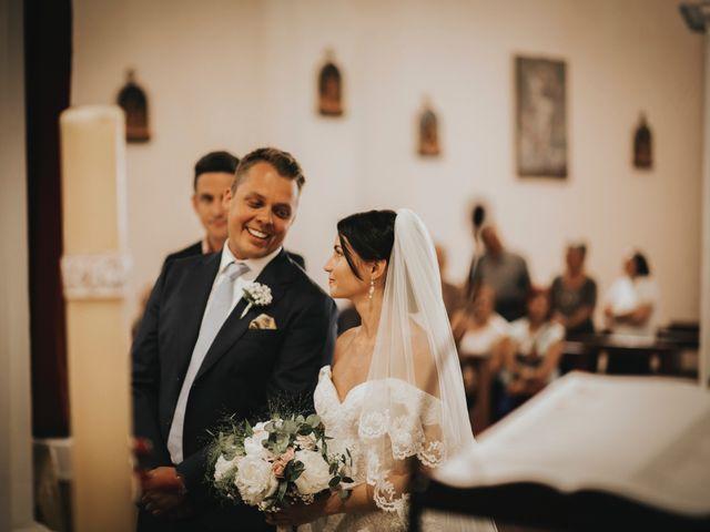Il matrimonio di Francesca e Tomasz a Gessopalena, Chieti 19