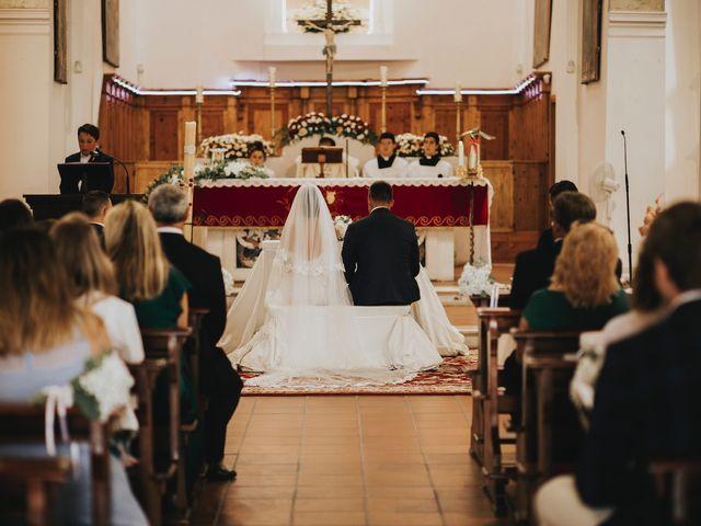 Il matrimonio di Francesca e Tomasz a Gessopalena, Chieti 20