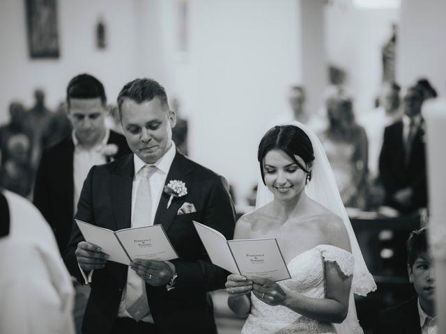 Il matrimonio di Francesca e Tomasz a Gessopalena, Chieti 21