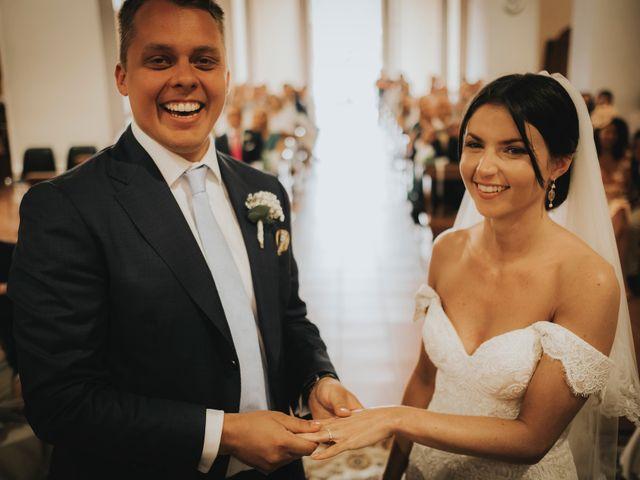 Il matrimonio di Francesca e Tomasz a Gessopalena, Chieti 23