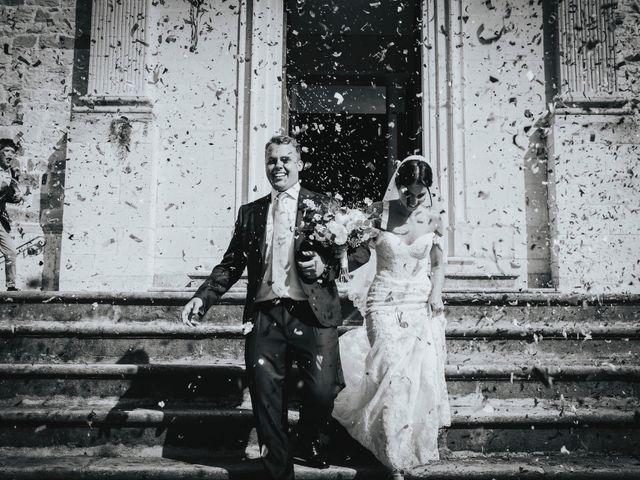 Il matrimonio di Francesca e Tomasz a Gessopalena, Chieti 30