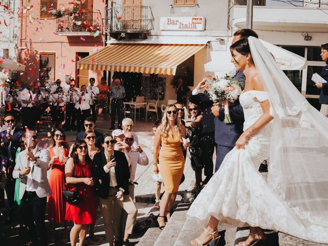 Il matrimonio di Francesca e Tomasz a Gessopalena, Chieti 31