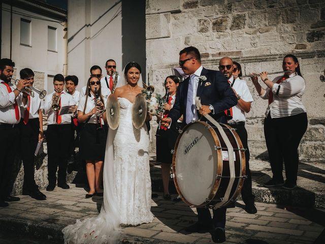 Il matrimonio di Francesca e Tomasz a Gessopalena, Chieti 34
