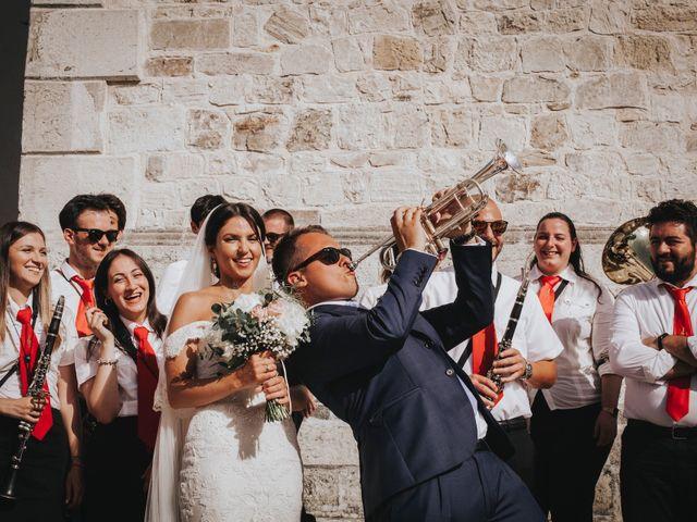 Il matrimonio di Francesca e Tomasz a Gessopalena, Chieti 36