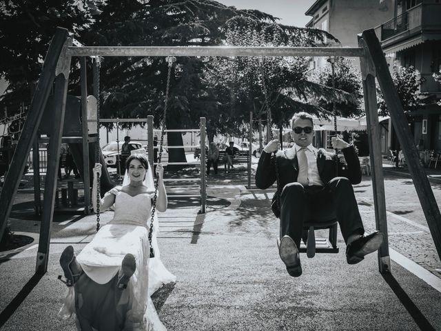 Il matrimonio di Francesca e Tomasz a Gessopalena, Chieti 39