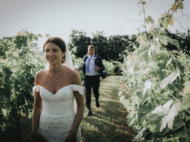 Il matrimonio di Francesca e Tomasz a Gessopalena, Chieti 41