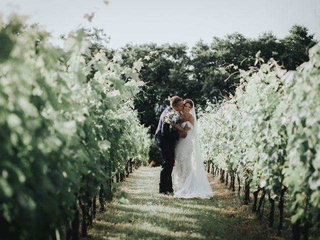 Il matrimonio di Francesca e Tomasz a Gessopalena, Chieti 44