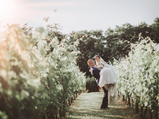 Il matrimonio di Francesca e Tomasz a Gessopalena, Chieti 45