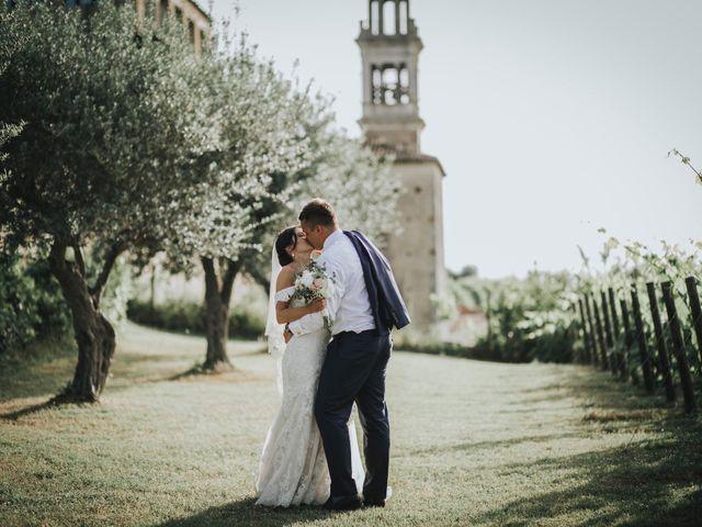 Le nozze di Tomasz e Francesca