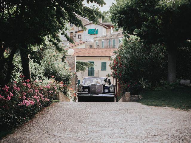 Il matrimonio di Francesca e Tomasz a Gessopalena, Chieti 52