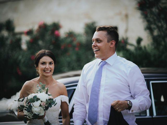 Il matrimonio di Francesca e Tomasz a Gessopalena, Chieti 54