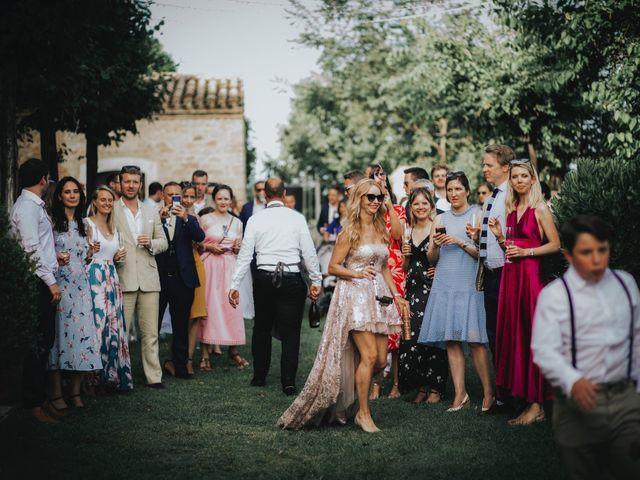 Il matrimonio di Francesca e Tomasz a Gessopalena, Chieti 55
