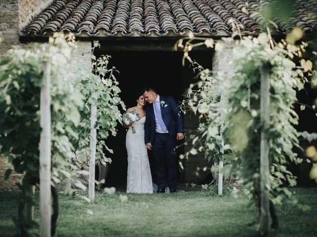 Il matrimonio di Francesca e Tomasz a Gessopalena, Chieti 62