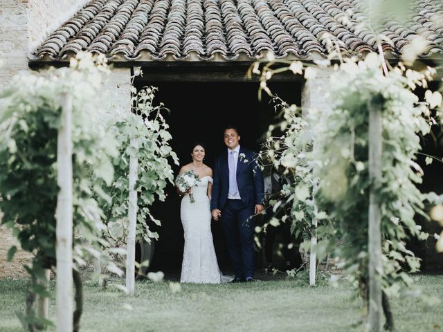 Il matrimonio di Francesca e Tomasz a Gessopalena, Chieti 63