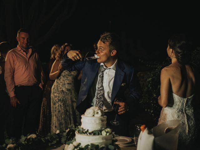 Il matrimonio di Francesca e Tomasz a Gessopalena, Chieti 93
