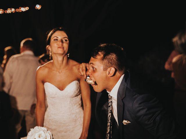 Il matrimonio di Francesca e Tomasz a Gessopalena, Chieti 110