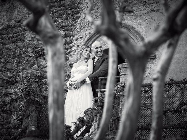 Il matrimonio di Giorgio e Francesca a Filago, Bergamo 2