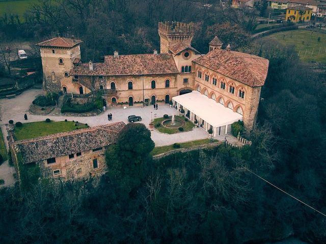 Il matrimonio di Giorgio e Francesca a Filago, Bergamo 3