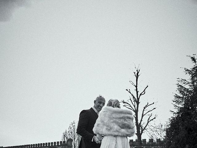 Il matrimonio di Giorgio e Francesca a Filago, Bergamo 7
