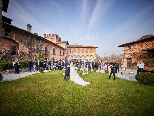 Il matrimonio di Giorgio e Francesca a Filago, Bergamo 8