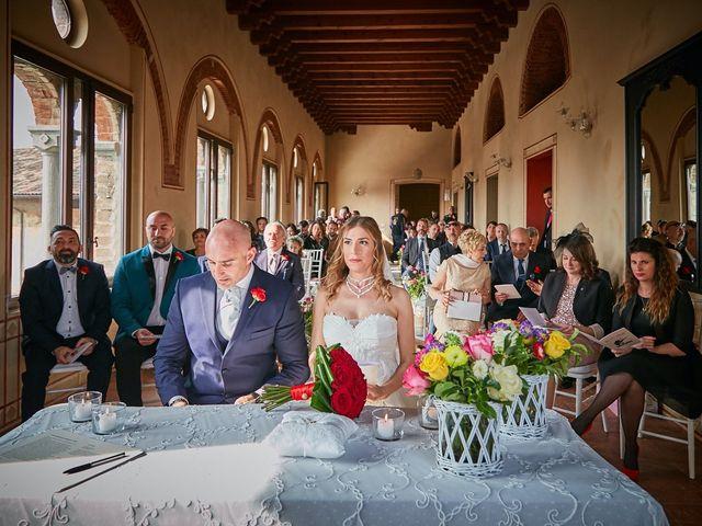 Il matrimonio di Giorgio e Francesca a Filago, Bergamo 10