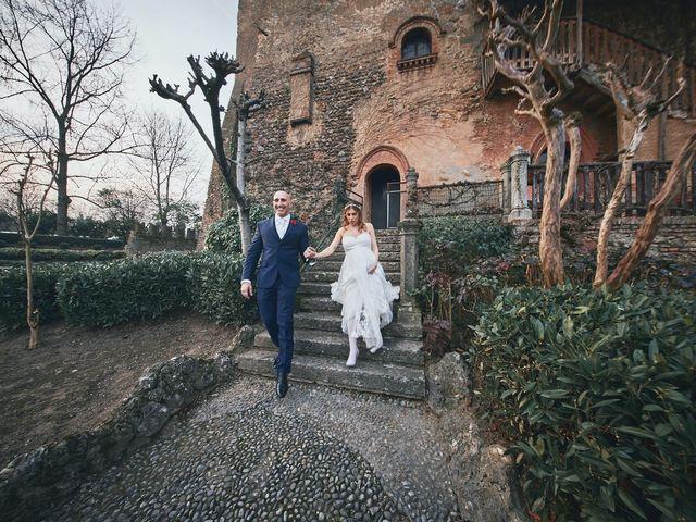Il matrimonio di Giorgio e Francesca a Filago, Bergamo 14