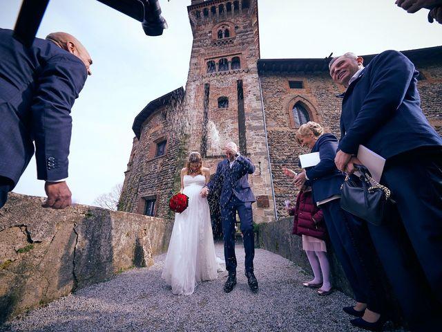 Il matrimonio di Giorgio e Francesca a Filago, Bergamo 16
