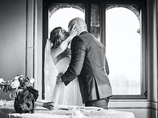 Il matrimonio di Giorgio e Francesca a Filago, Bergamo 17