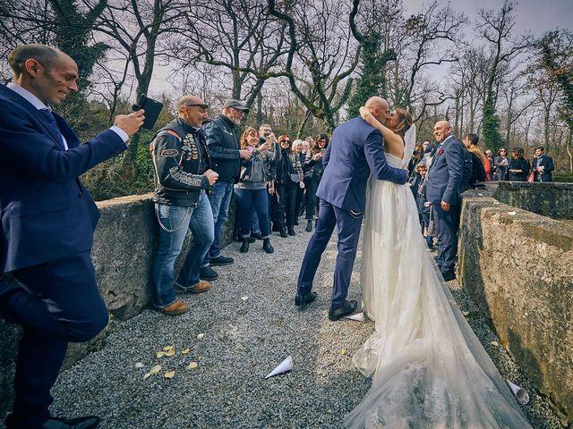 Il matrimonio di Giorgio e Francesca a Filago, Bergamo 18