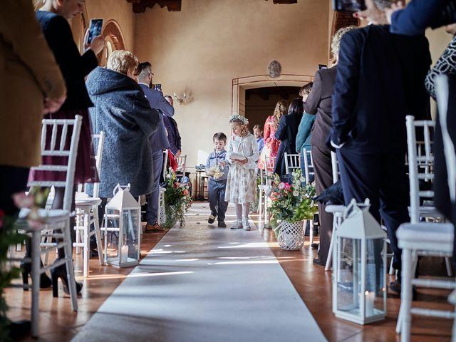 Il matrimonio di Giorgio e Francesca a Filago, Bergamo 20