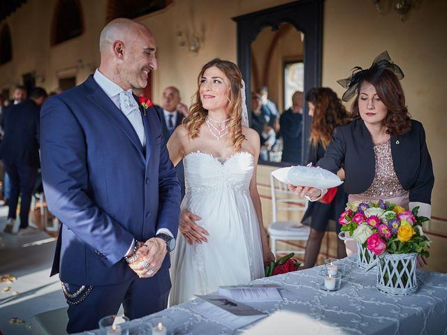Il matrimonio di Giorgio e Francesca a Filago, Bergamo 30