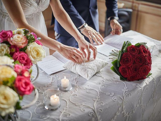 Il matrimonio di Giorgio e Francesca a Filago, Bergamo 32