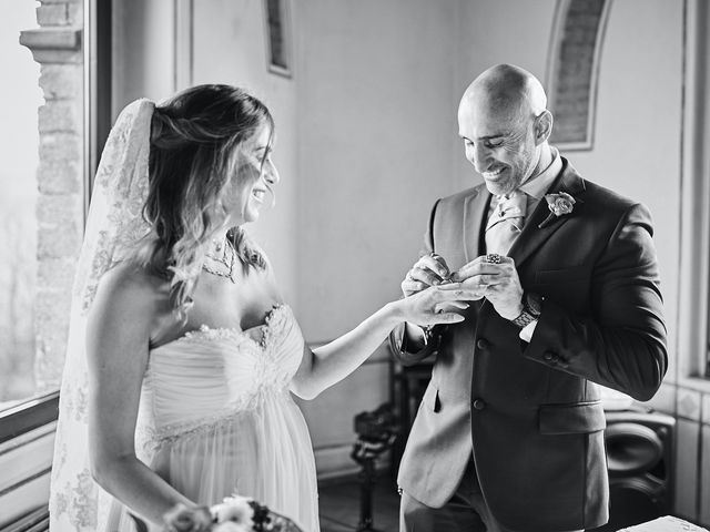 Il matrimonio di Giorgio e Francesca a Filago, Bergamo 33