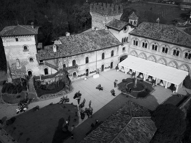 Il matrimonio di Giorgio e Francesca a Filago, Bergamo 36