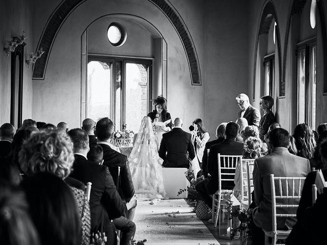 Il matrimonio di Giorgio e Francesca a Filago, Bergamo 38