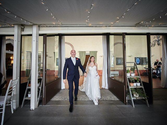 Il matrimonio di Giorgio e Francesca a Filago, Bergamo 40
