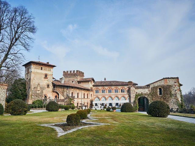 Il matrimonio di Giorgio e Francesca a Filago, Bergamo 44