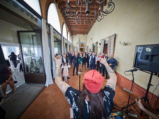 Il matrimonio di Giorgio e Francesca a Filago, Bergamo 45