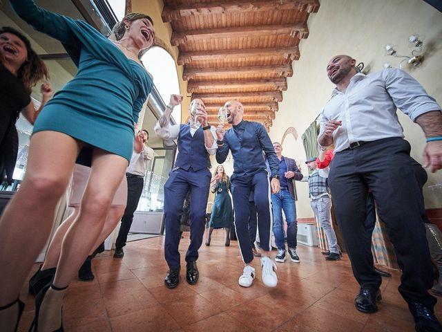 Il matrimonio di Giorgio e Francesca a Filago, Bergamo 47