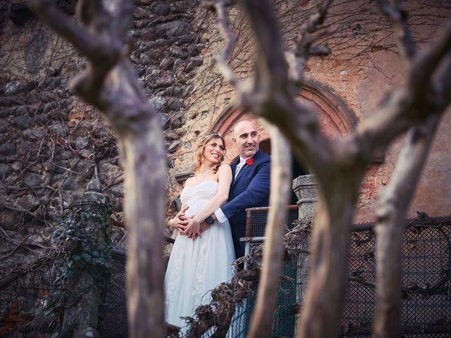 Il matrimonio di Giorgio e Francesca a Filago, Bergamo 49