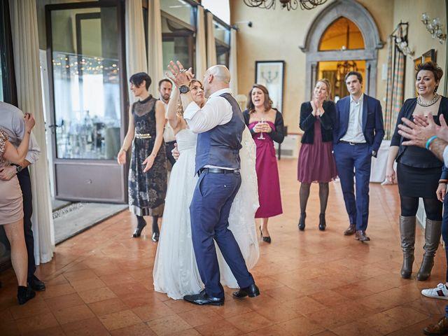 Il matrimonio di Giorgio e Francesca a Filago, Bergamo 50