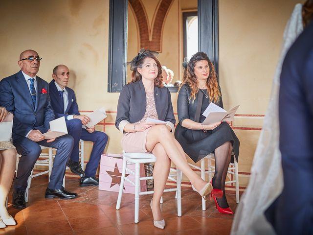 Il matrimonio di Giorgio e Francesca a Filago, Bergamo 54