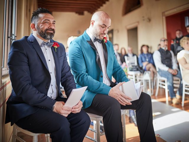 Il matrimonio di Giorgio e Francesca a Filago, Bergamo 55