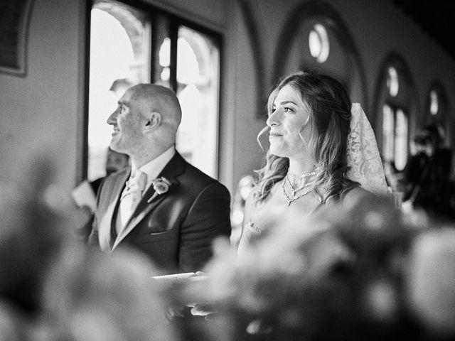 Il matrimonio di Giorgio e Francesca a Filago, Bergamo 56