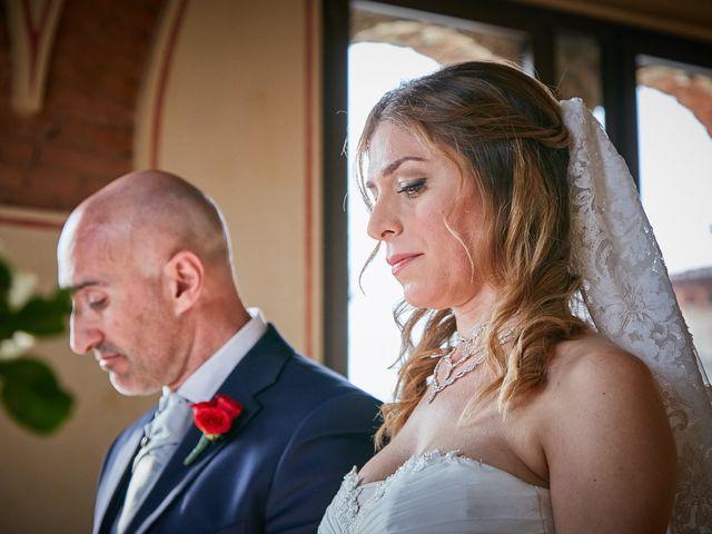 Il matrimonio di Giorgio e Francesca a Filago, Bergamo 57
