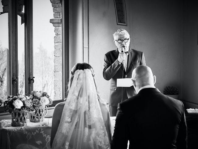 Il matrimonio di Giorgio e Francesca a Filago, Bergamo 58